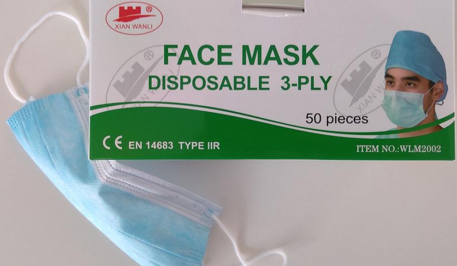 OP Masken 50er Packung